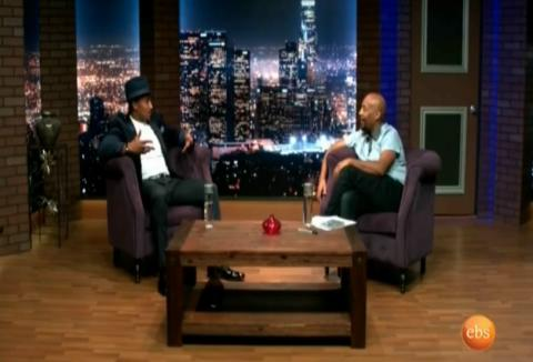 seifu fantahun interview with sami (samivod) - Ethiopian music