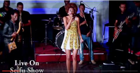 Betty G - Seifu fantahun show (Ethiopian music)