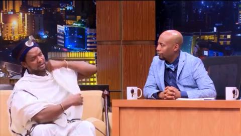 Seifu On Ebs - interview with Abush Zeleke (Ethiopian music)