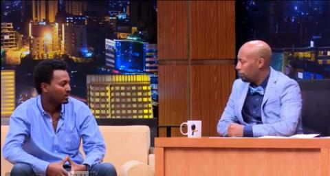 Seifu On Ebs - interview with Befikadu