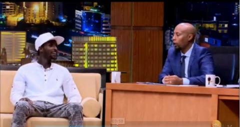 Seifu On EBS interview  with Sami Go (Ethiopian music)