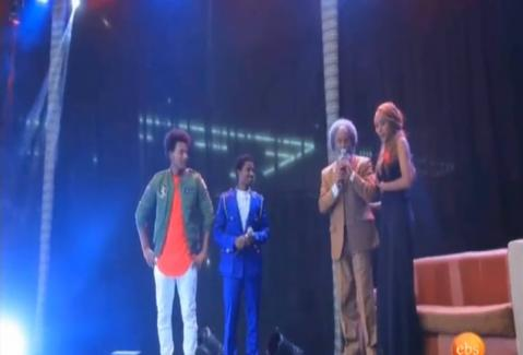 Feta Show - Artist Solomon Tekalign vs Berhanu Tesfaye