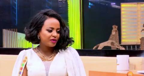Seifu On Ebs - interview with artist Eden G/Selasie (Ethiopian music)